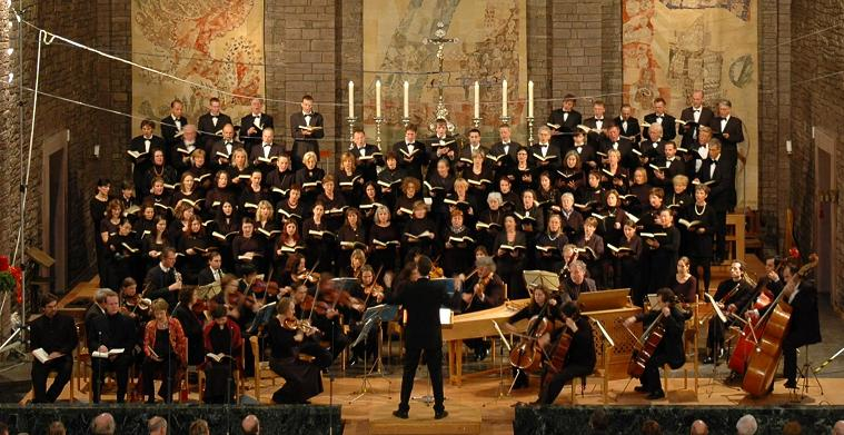 Chor St. Stephan Karlsruhe