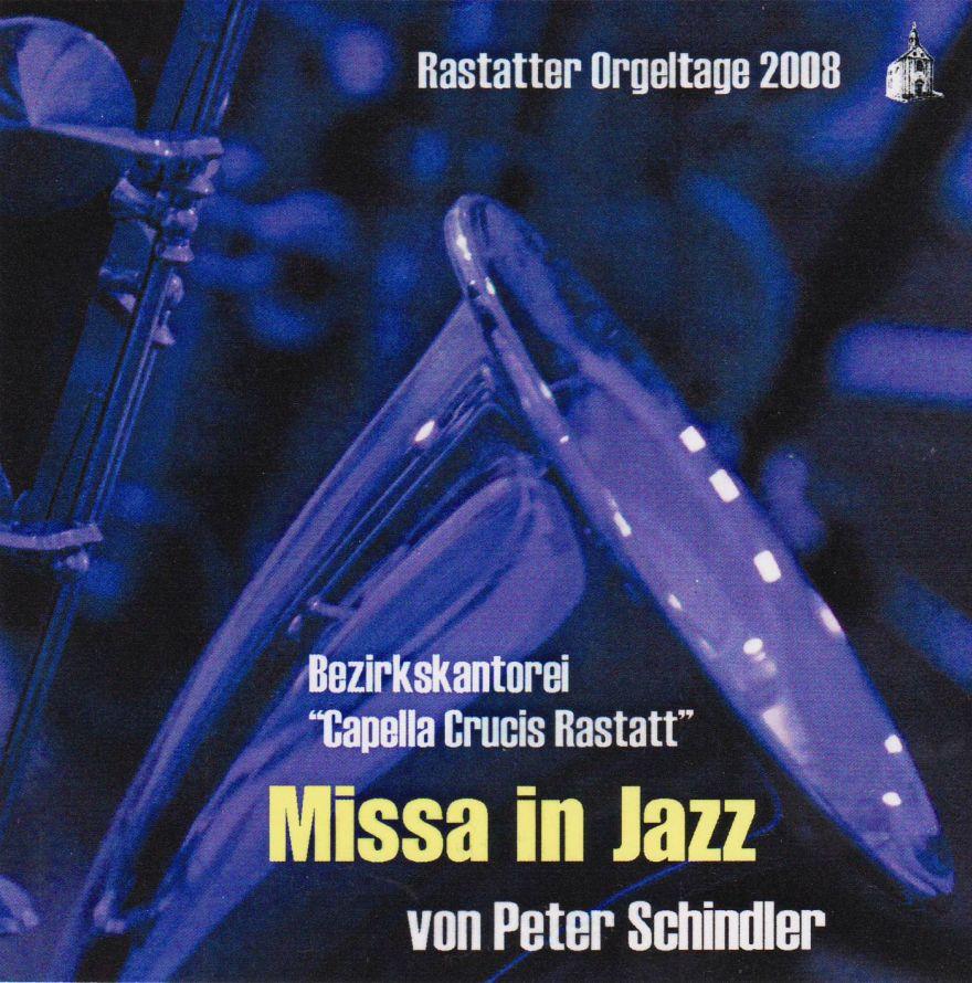JazzMesseDeckblatt