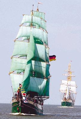 SegelschiffAlexandervonHumboldt2011