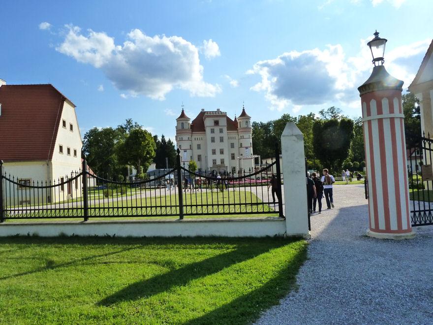 SchlossWojanowk