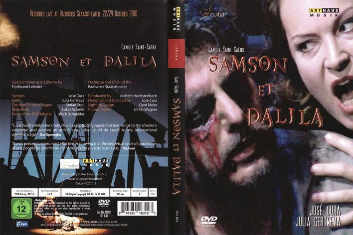 DVDSamsonetDalila